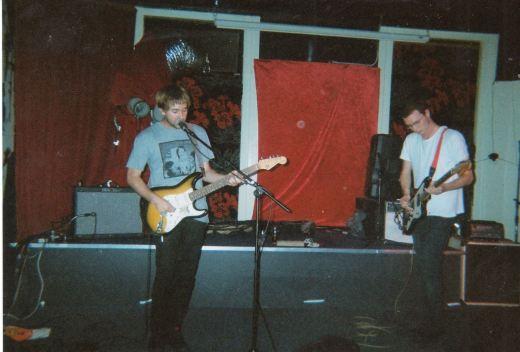 Shrapnel live in Brisbane. Photo by Glen Schenau http;//blanketcanvassing.blogspot.com.au